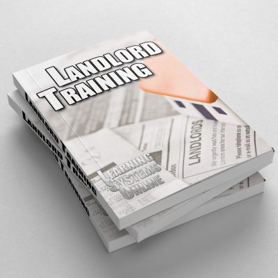 Book ceover Landlord Training
