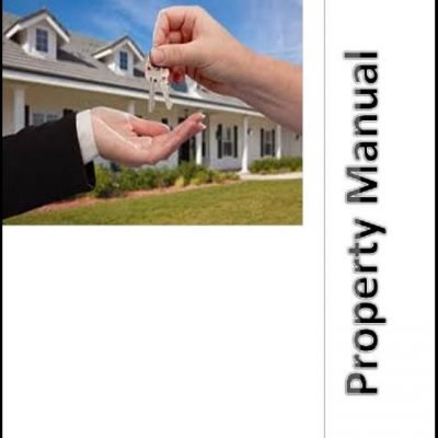 Book cover for Property Manual